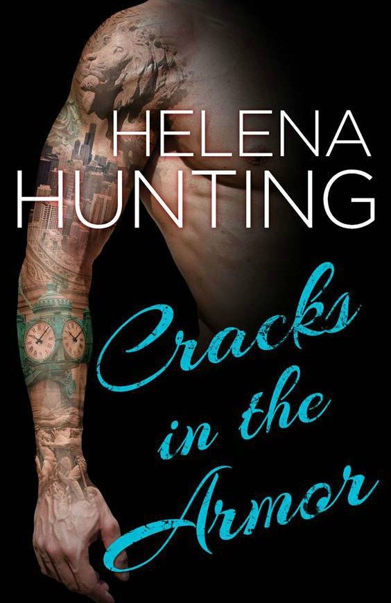 Cracks in the Armor by Helena Hunting