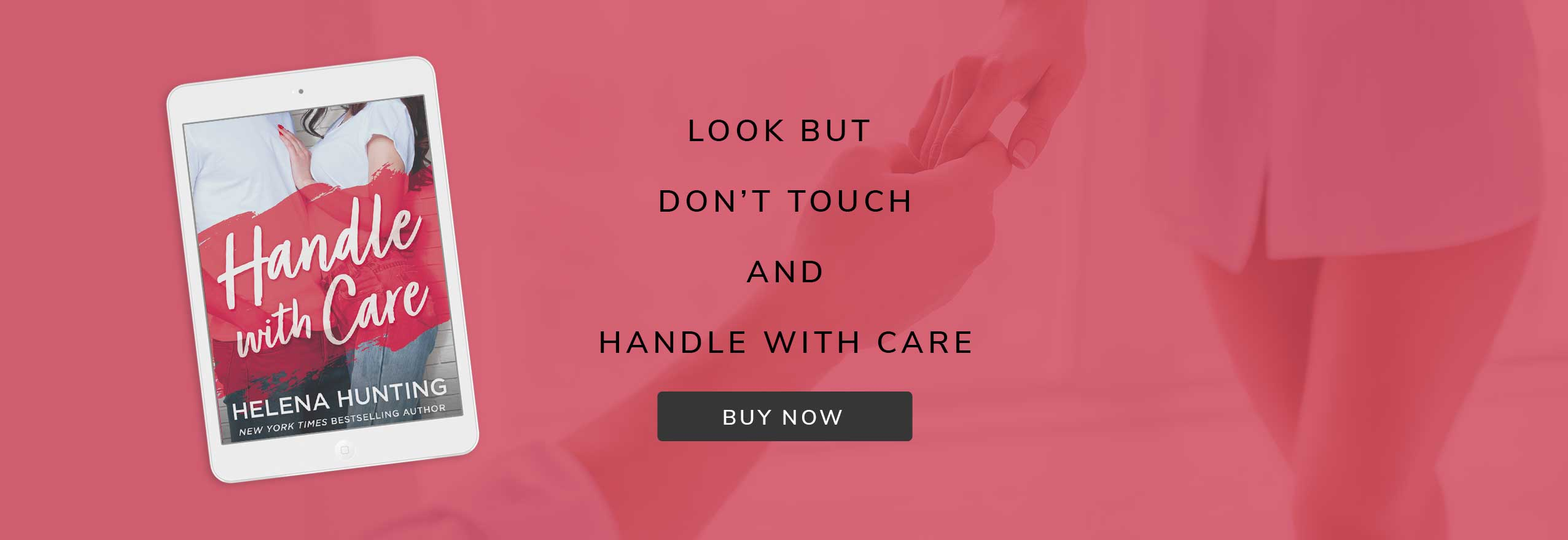 Handle-With-Care by Helena Hunting