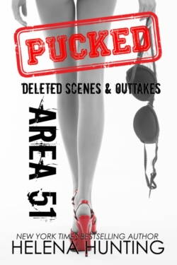Pucked Area 51 by Helena Hunting