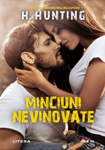 Little Lies Romanian Cover